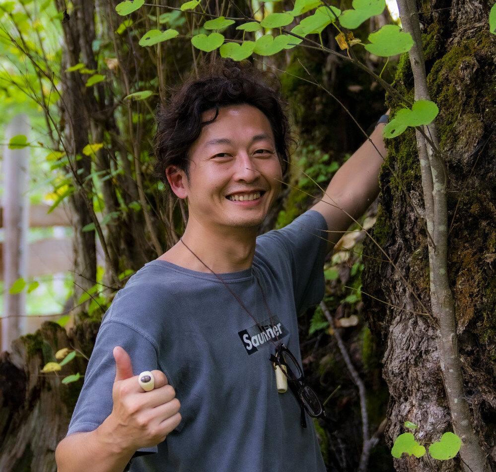 プロフ写真【森の神様と】.jpg